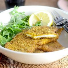 Chicken Curry Milanese - Feed Your Soul Too