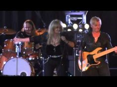 Bonnie Tyler in Johannesburg - Country Music Hits, Country Songs, South Africa Tours, The Ronettes, Ronnie Spector, Cold Rain, Latest Hits, Bonnie Tyler, The Big Hit