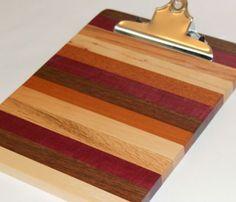 Hardwood Clipboard