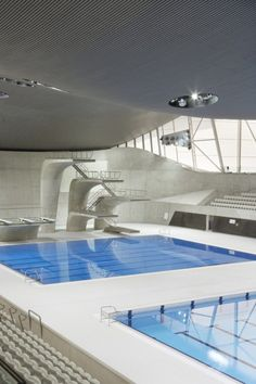 Centro Acuático de los Juegos Olímpicos de Londres 2012 / Zaha Adid Architects  (45)