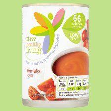 Tesco Healthy Living Tomato Soup 400G - Groceries - Tesco Groceries #Triedforless