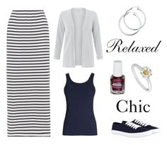 Relaxed Chic by chicgoddess88 on Polyvore featuring Daisy Jewellery