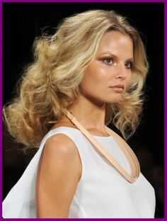 How to Get Hot Runway Hair - Hairstyles, Easy Hairstyles For Girls