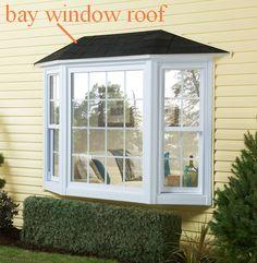 Bay Window: Bay Window Exterior Trim | Kitchen | Pinterest | Bay ...