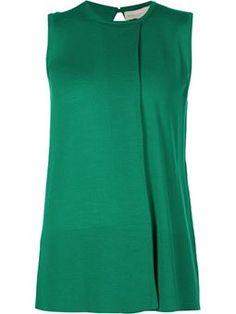 sleeveless sweater $824 #Farfetch #shopping #DesigerClothing