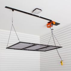 Diy Pulley Lift Platform Google Search Simple System For