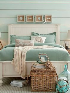 Beach Style Bedroom Ideas - Coastal bedroom ideas, inspiration, and also develops to develop a seaside, . ideas about Bedroom themes, Coastal bed rooms and also Beach Home Style. Beach House Bedroom, Beach Room, Beach House Decor, Home Bedroom, Beach Inspired Bedroom, Beach Cottage Bedrooms, Rustic Beach Houses, Beach Style Bedroom Decor, Beach Apartment Decor