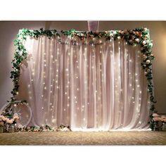 52 Ideas For Wedding Backdrop Photobooth Mariage Decor Photobooth, Diy Photo Booth Backdrop, Diy Wedding Backdrop, Wedding Photo Booth, Wedding Stage, Wedding Centerpieces, Wedding Events, Wedding Day, Trendy Wedding