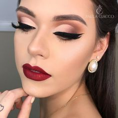 Charlotte tilbury, luxury makeup, sephora, huda be Bride Makeup, Prom Makeup, Hair Makeup, Halo Eye Makeup, Makeup Inspo, Makeup Inspiration, Makeup Tips, Makeup Tutorials, Charlotte Tilbury