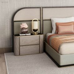 new home furniture Men's Bedroom Design, Bed Headboard Design, Hotel Room Design, Headboards For Beds, Bedroom Furniture, Furniture Design, Bedroom Decor, Small Room Bedroom, Modern Bedroom