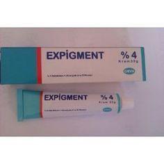 Expigment Krem ile Leke Tedavisi Expigment krem özellikle Choloasma, lokalize kontakt dermatit, Melasma, Senil Lentigines gibi cilt lekeleri türlerine karşı kesin koruma sağlar ve cilt lekelerine kalıcı tedavi seçeneği sunar.