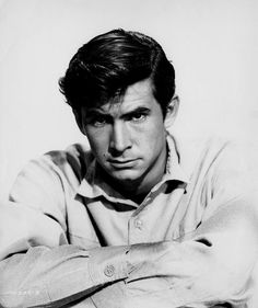 The Lonely Man, Anthony Perkins, 1957 Photograph