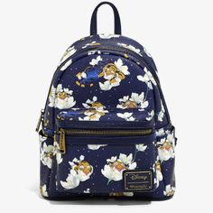b44c29a4598 LOUNGEFLY DISNEY ALADDIN RAJA STARRY NIGHT MINI BACKPACK