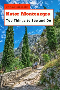 Things to do in Kotor, Montenegro - Spectacular views, tons of history, & loads of exploration await anyone traveling to Kotor. Oh The Places You'll Go, Places To Travel, Places To Visit, Montenegro Travel, Montenegro Kotor, Glamping, Les Balkans, Fjord, Shore Excursions