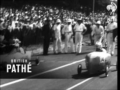 Us Soap Box Derby (1946) - YouTube