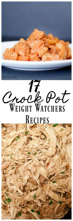 Crockpot Weight Watchers Recipes are easy to make recipes that cook right in your crockpot. No stress of wondering if your dinner will be weight watchers friendly with this awesome list!
