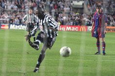 Checking back in history: 1997 UEFA Champions League Newcastle 3-2 BarcelonaEchoing latest football gist