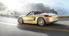 The Porsche Boxster: Already a Famous Roadster