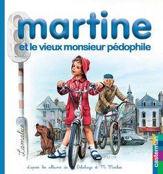 Martine et le vieux monsieur pédophile