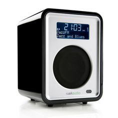 Ruark Audio - R1 Deluxe Tabletop Radio - Midnight Black