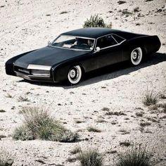 Fancy - '66 Buick Riviera GS