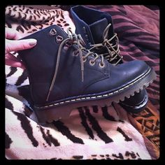 Doc Martens Only worn once Doc martens  Shoes Combat & Moto Boots