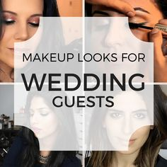 How To Do Makeup For Wedding Guest : 1000+ ideas about Wedding Guest Makeup on Pinterest ...