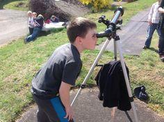 Plnění úkolů s dalekohledem aj. http://www.zsstraz.cz/index.php?a=2137