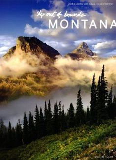 2014 #Montana #Travel #Magazine