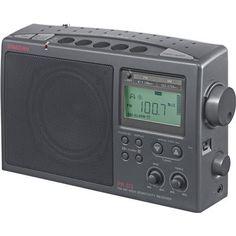 Digital Radio, Receptor, Radio Alarm Clock, Short Waves, New Model, Radios, Compost, Small Spaces