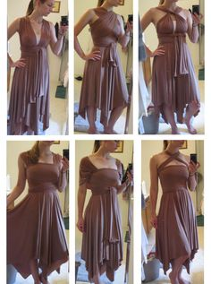 2ee9a5ddbd8 35 Best infinity dress tutorial images