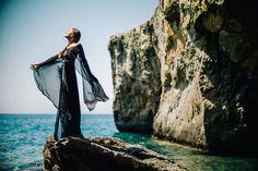 Šaty bohyně Amfitrité