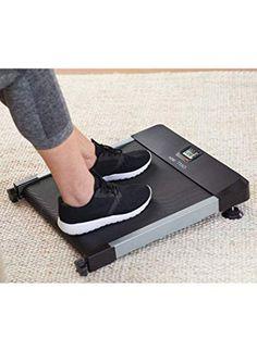 "North American Health and Wellness HomeTrack Walkingpad Mini Treadmill - Sitting Treadmill - Under Desk Treadmill UNIT DIMENSIONS: 20.08"" x 4.33"" x 16.93... Foldable Treadmill, Best Treadmill For Home, Folding Treadmill, Running Machines, Workout Machines, Good Treadmills, At Home Gym, Workout Wear"