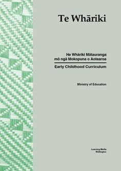 Ministry of Education's early childhood curriculum policy statement. Education Policy, Ministry Of Education, Learning Stories, Inclusive Education, Cover Pages, Professional Development, Early Learning, Early Childhood, Teaching Resources