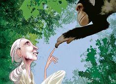 The Hemi Q&A: Jane Goodall - Hemispheres Inflight Magazine