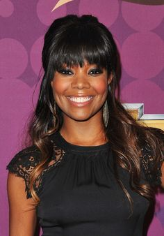 20 Fabulous Styles for Black Hair: Gabrielle Union