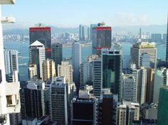 hong kong central | Hong Kong Central, locally known as ??