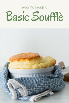 The easiest soufflé you'll ever make!