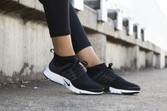 Nike Presto Ultra Flyknit (black white)  vegansneakers  nike  nikepresto  Presto ed9d2b17b6d0