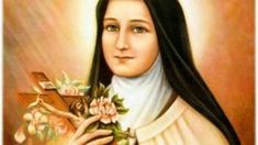 St Therese of The Child Jesus and The Holy Face aka The Little Flower photo StTherese. Santa Teresa, St Therese, Virgin Mary, Flower Photos, Saints, Aurora Sleeping Beauty, Marvel, Inspiration, Prayer Board