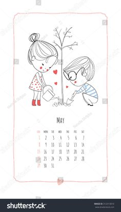 Find Calendar 2016 Loving Boy Girl Cute stock images in HD and millions of other royalty-free stock photos, illustrations and vectors in the Shutterstock collection. Thousands of new, high-quality pictures added every day. Cute Drawings Of Love, Cute Sketches, Girly Drawings, Pencil Art Drawings, Hand Embroidery Videos, Hand Embroidery Patterns, Romantic Drawing, Drawing Cartoon Faces, Cadeau Couple