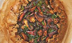 Yotam Ottolenghi's walnut recipes — the guardian Walnut Recipes, Veggie Recipes, Vegetarian Recipes, Cooking Recipes, Healthy Recipes, Savoury Recipes, Noodle Recipes, Meal Recipes, Savoury Dishes