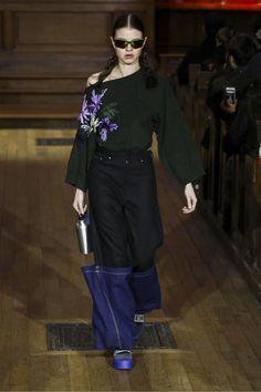 Andrea Crews Fall Winter 2017 Menswear Collection in Paris