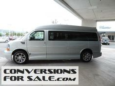 2014 Chevrolet Express 2500 9 Passenger Explorer Conversion Van