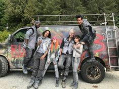 #savedirkgently and the Rowdy 3!