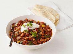 vegetáriánus chili