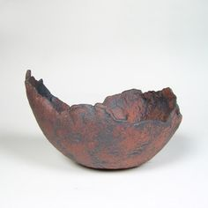 Red Clay Bonsai Accent Pot Small Bonsai by WhistlingFishPottery, $16.00