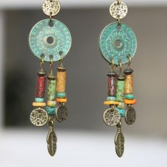 Boho Earrings Bohemian Earrings