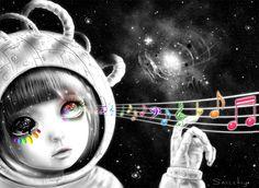 Celestial Melody by Saccstry.deviantart.com on @DeviantArt