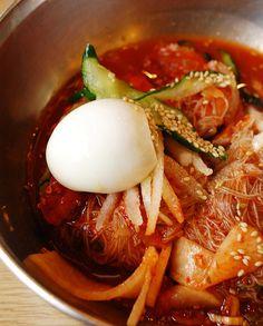비빔냉면 Korean Food
